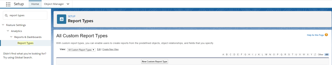Report Types 1